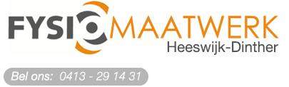 Fysiomaatwerk Heeswijk - Fysiotherapie voor Heeswijk dinther